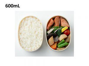 「3・1・2弁当箱法」600mlのお弁当